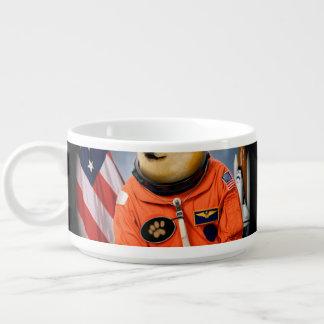 Tigela cão do astronauta - doge - shibe - memes do doge