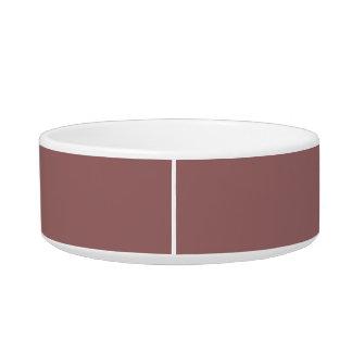 Tigela Colorimétrico exclusivo do rosa do cobre