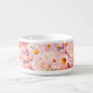 Tigela De Chili O rosa floresce o primavera nupcial do casamento