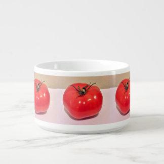 Tigela De Chili Tomates toda em torno de 4Dawn