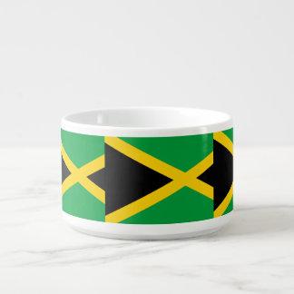 Tigela De Sopa Bandeira de Jamaica