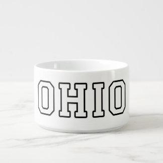 Tigela De Sopa Ohio
