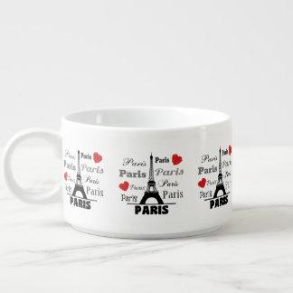 Tigela De Sopa Paris