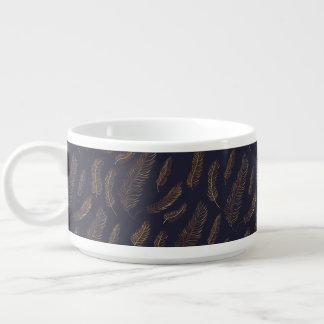 Tigela De Sopa Pena modelada
