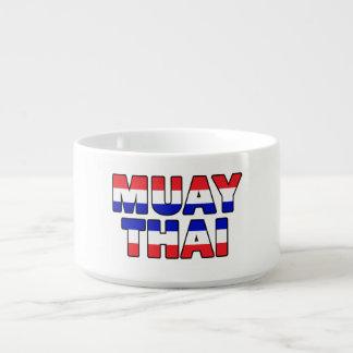 Tigela De Sopa Tailandês de Muay