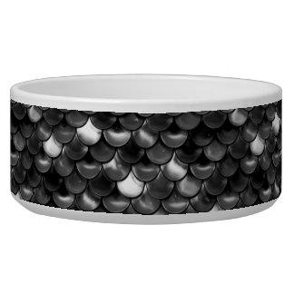 Tigela Escalas preto e branco de Falln