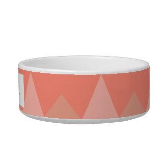Tigela Escudela para animais de cerâmica Abstracta