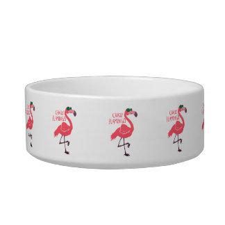 Tigela Flamingo louco