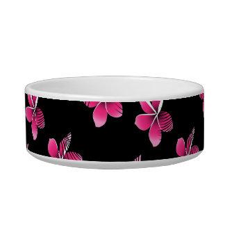 Tigela Frangipani cor-de-rosa