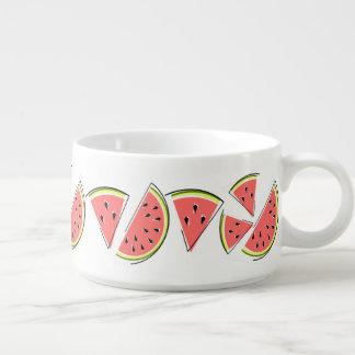 Tigela Linha bacia da melancia do pimentão