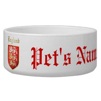 Tigela Os braços reais de Inglaterra