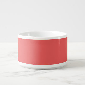 Tigela Somente cor sólida feminino cor-de-rosa coral