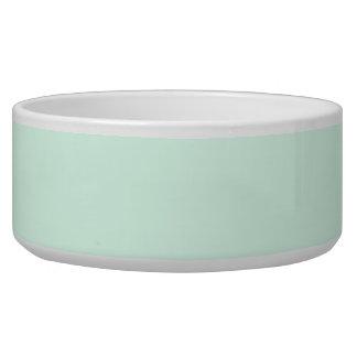 Tigela Somente cor sólida pastel bonito verde OSCB12 da