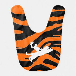 Tigre Bucking do bronco