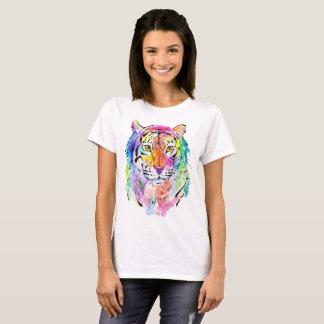 Tigre, camisa da arte do tigre