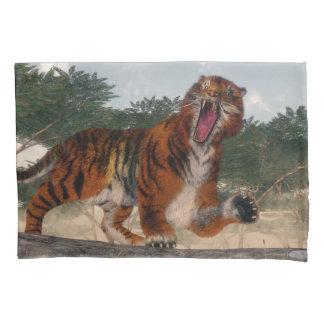 Tigre que ruje - 3D rendem