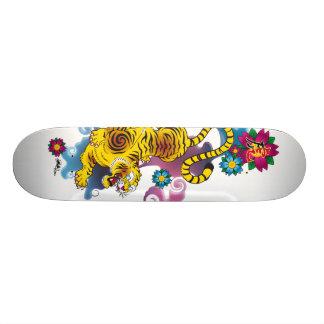 Tigre Shape De Skate 20,6cm