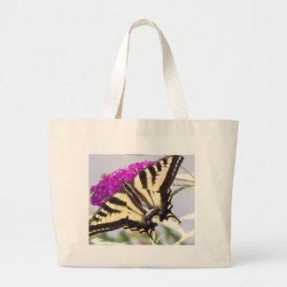 Tigre Swallowtail na borboleta Bush Bolsas Para Compras