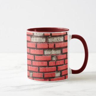 Tijolos - caneca de café
