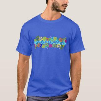 Tiki Luau Camiseta