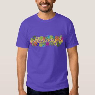 Tiki Luau Camisetas