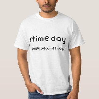 time day camisetas