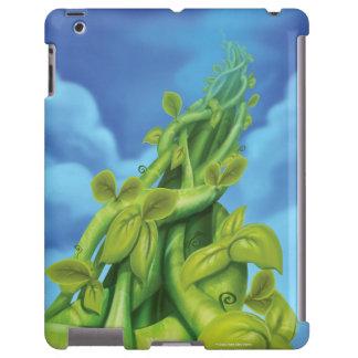 Tinir do tinir pouco caso do iPad do Beanstalk do Capa Para iPad