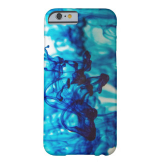 Tinta azul capa barely there para iPhone 6