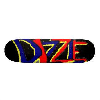 TINTA DE DIZZLE SKATE BOARDS