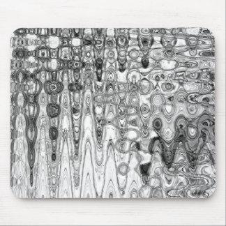 Tinta & eco II Mousepad pelo artista C.L. Brown