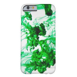 Tinta verde capa barely there para iPhone 6