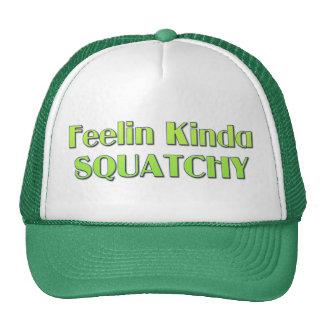 Tipo de Feelin de Squatchy Boné