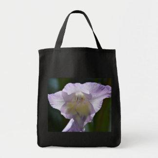 Tipo de flor mágico sacola tote de mercado