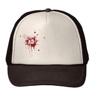 Tipo de sangue negativo zombi do AB do vampiro da  Bone
