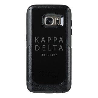 Tipo moderno do delta do Kappa