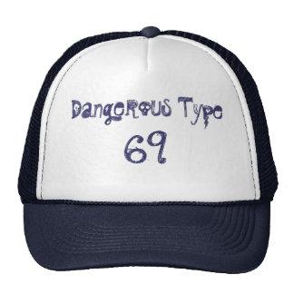 Tipo perigoso boné