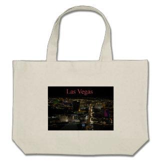 Tira de Las Vegas na noite Bolsa Para Compras