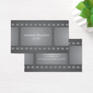 Tira do filme cartão de visitas