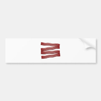 Tiras de bacon adesivos