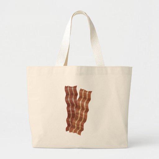 Tiras de bacon bolsas