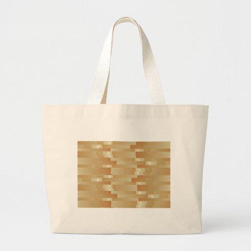 Tiras de seda do ouro do cetim - sombra Art101 Bolsa