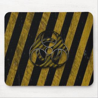 tiras do biohazard mouse pads