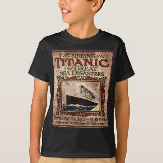 Titânico Camiseta