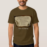 Título do Liber-T Tshirt