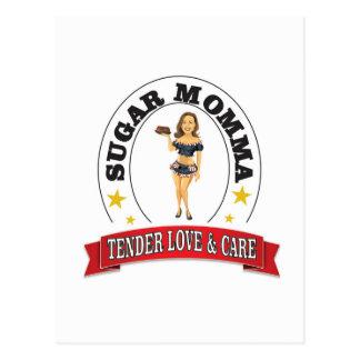 TLC do momma Cartão Postal