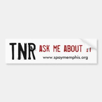 TNR, perguntam-me sobre eles Adesivo Para Carro