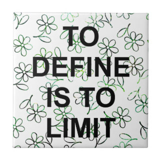 TO DEFINE IS TO LIMIT.jpg