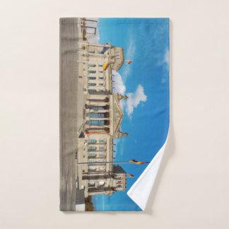 Toalha De Mão Marco AR da construção de Alemanha Reichstag da