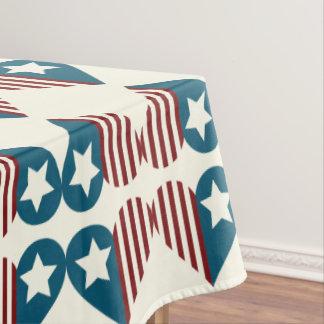 Toalha De Mesa 4o patriótico de pano de mesa | da decoração de