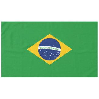 Toalha De Mesa A bandeira de Brasil Bandeira faz Brasil